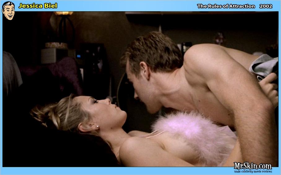 Jesica biel sex scene