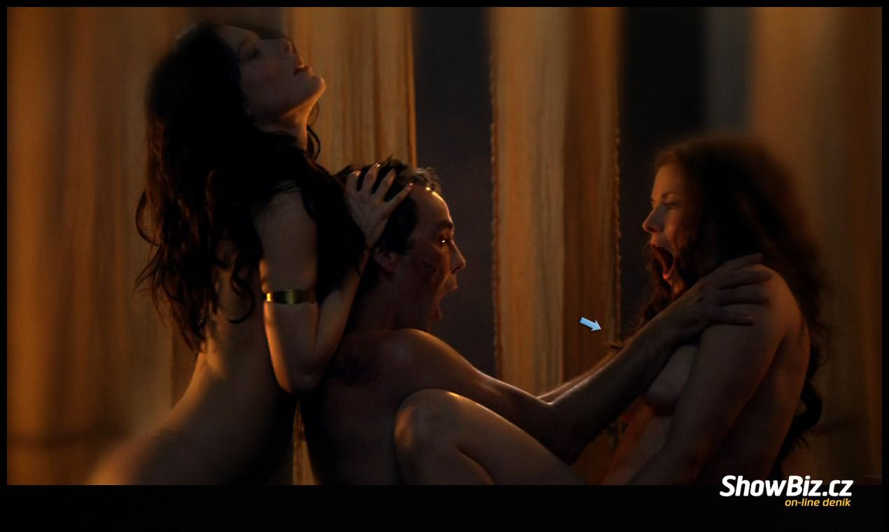 Смотреть порно фото с люси лоулесс 11 фотография